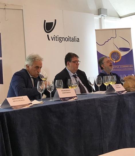 Sannio, Capitale Europea del Vino per il 2019