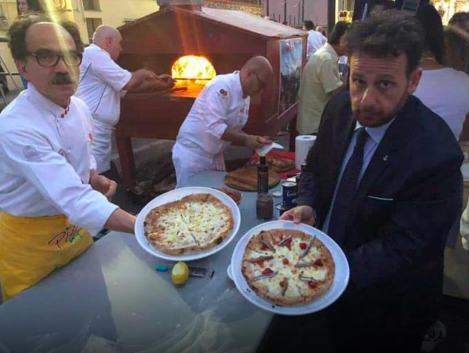 Tramonti, nasce l'associazione Pizza