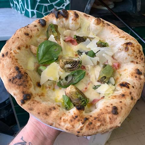Vincenzo Capuano Pizzeria