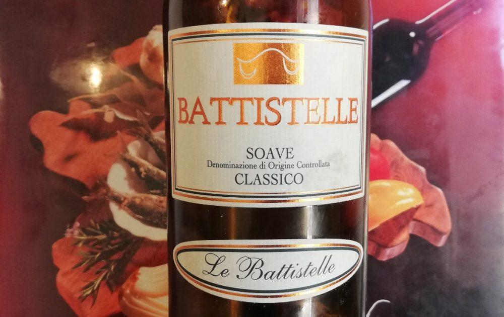 Soave Classico DOC Le Battistelle 2014