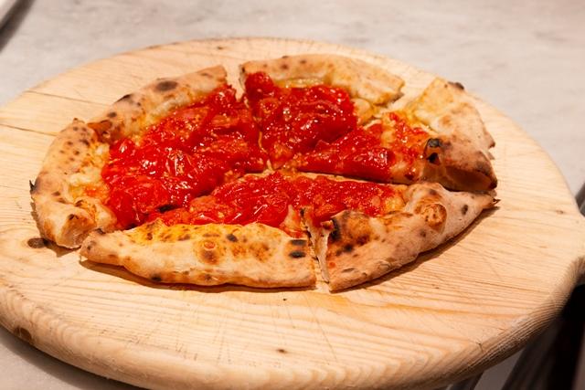 Ciro Salvo - pizza impronte di pizza (foto Eataly)