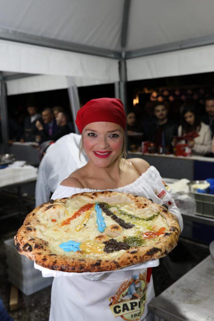 Pizza universiade