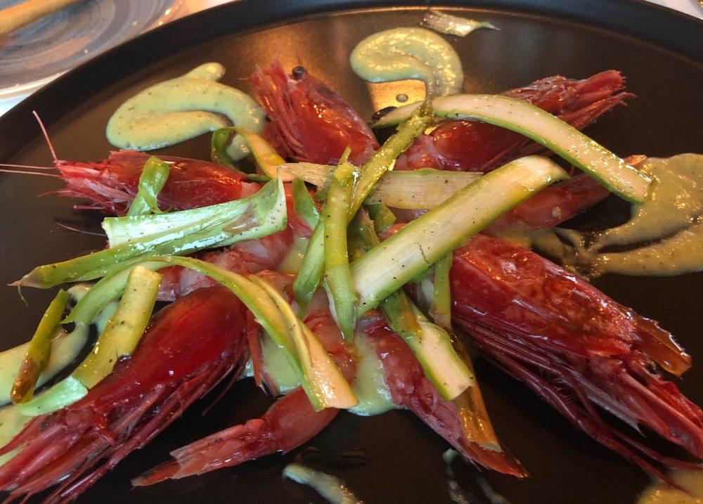 Al Vigneto per accendersi di rosso vivo, quello dei gamberi rossi di Sicilia