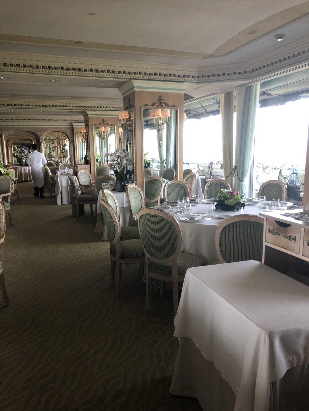 Mirabelle Ristorante dell'Hotel Splendide Royal di Roma