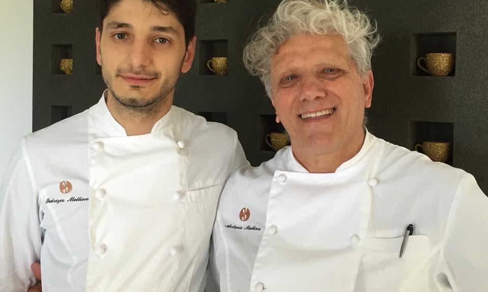 Quattro Passi, Tonino Mellino con il figlio Fabrizio