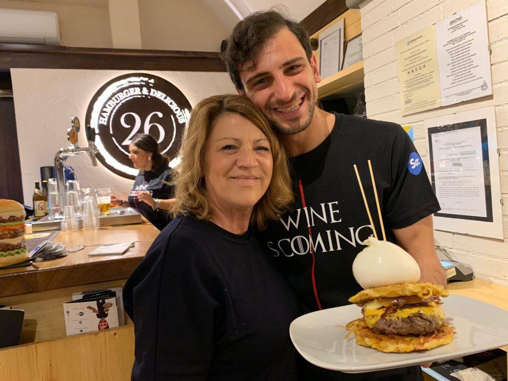 26 Hamburger&Delicious