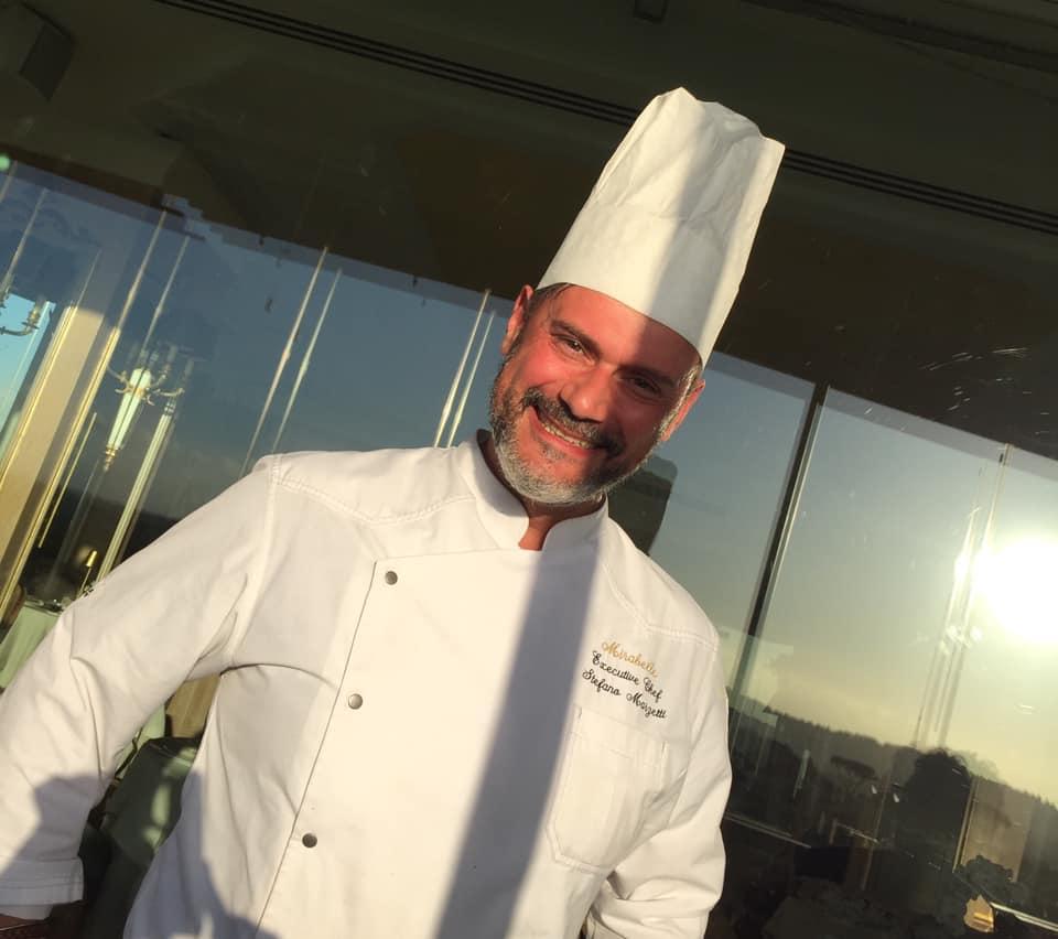 Mirabelle Restaurant, lo chef Stefano Marzetti