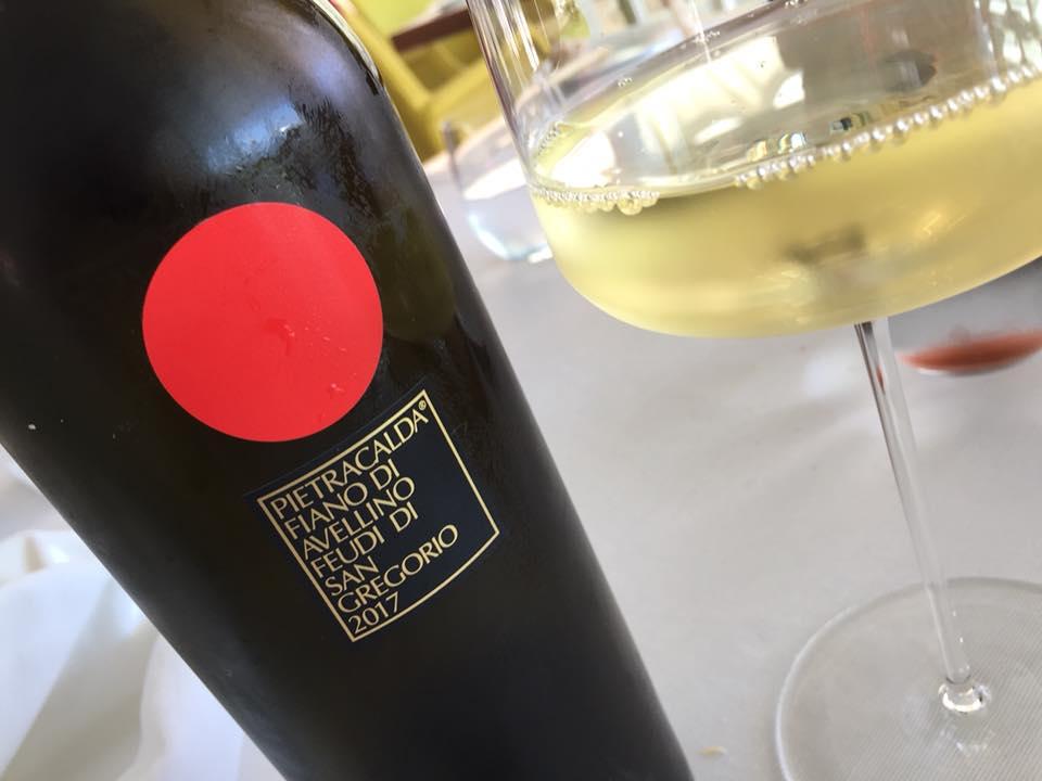 Quattro Passi, il vino