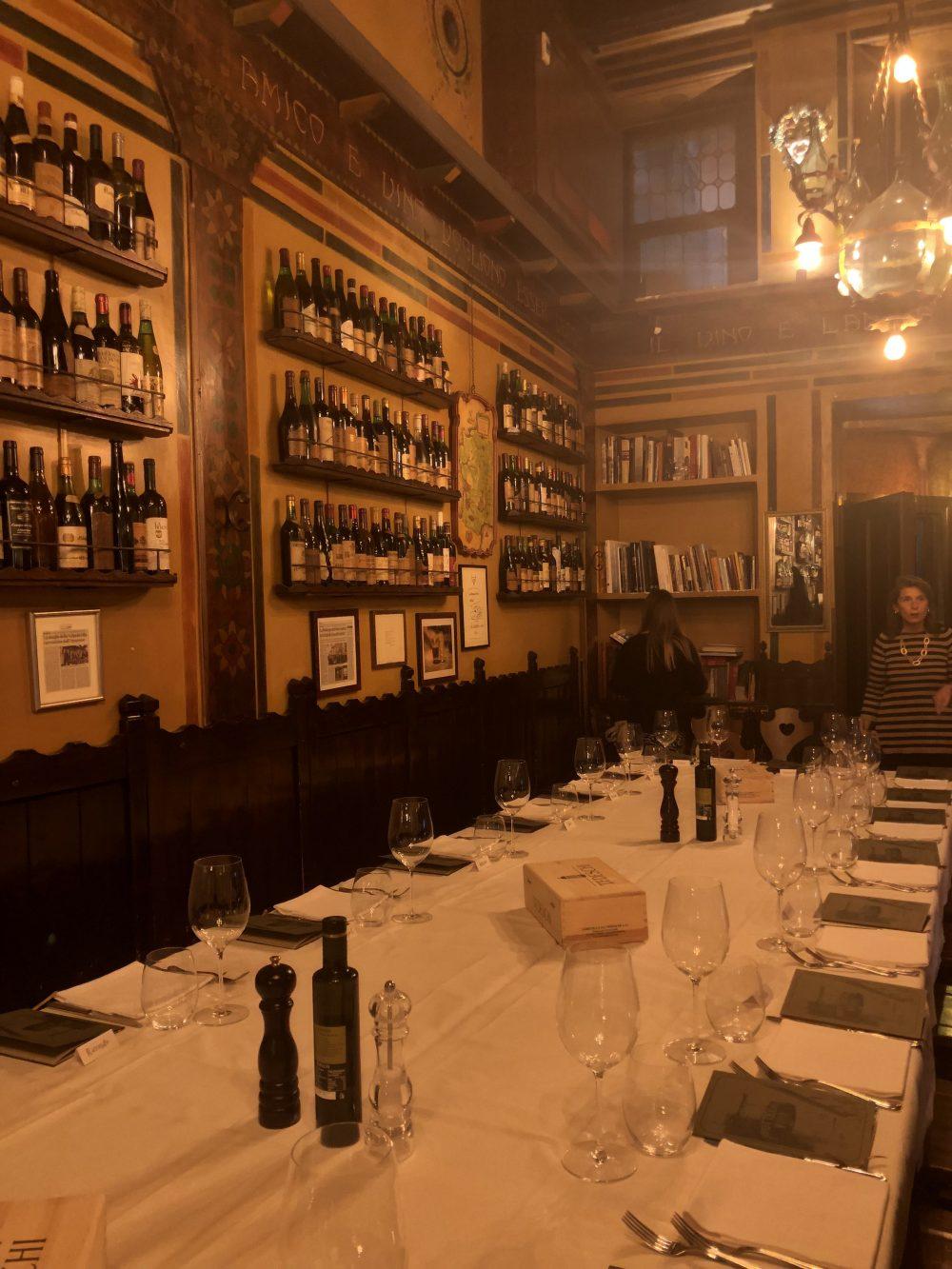 Ristorante Antica Bottega del Vino a Verona