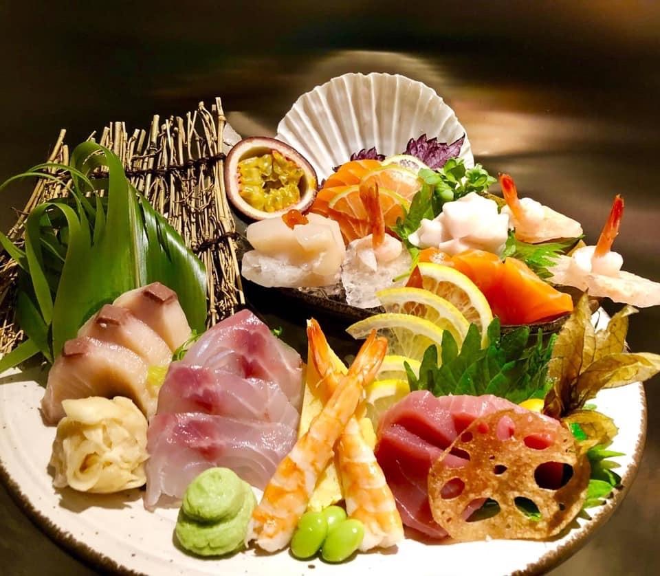 Sambamaki – Sashimi