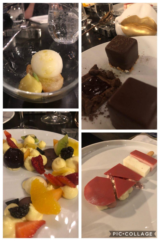 Verve - Dessert