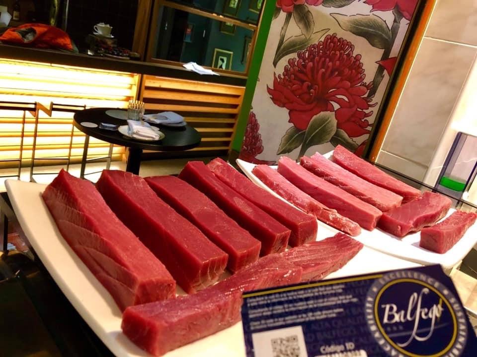 Sambamaki – Il Tonno Rosso