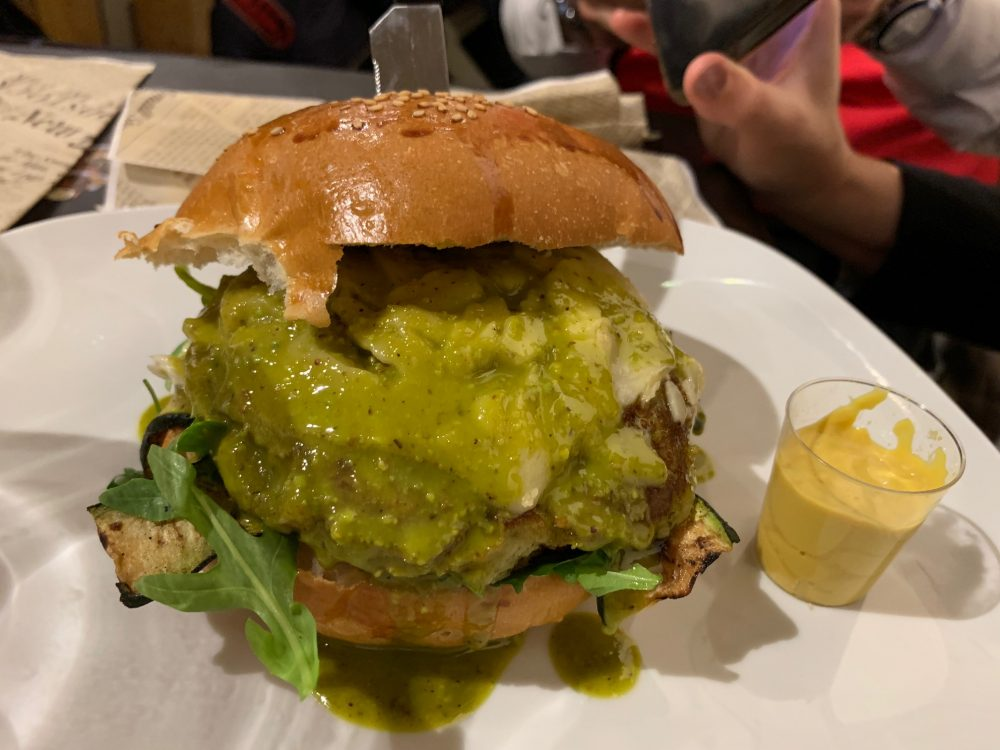 Veggie Special 26 Hamburger&Delicious