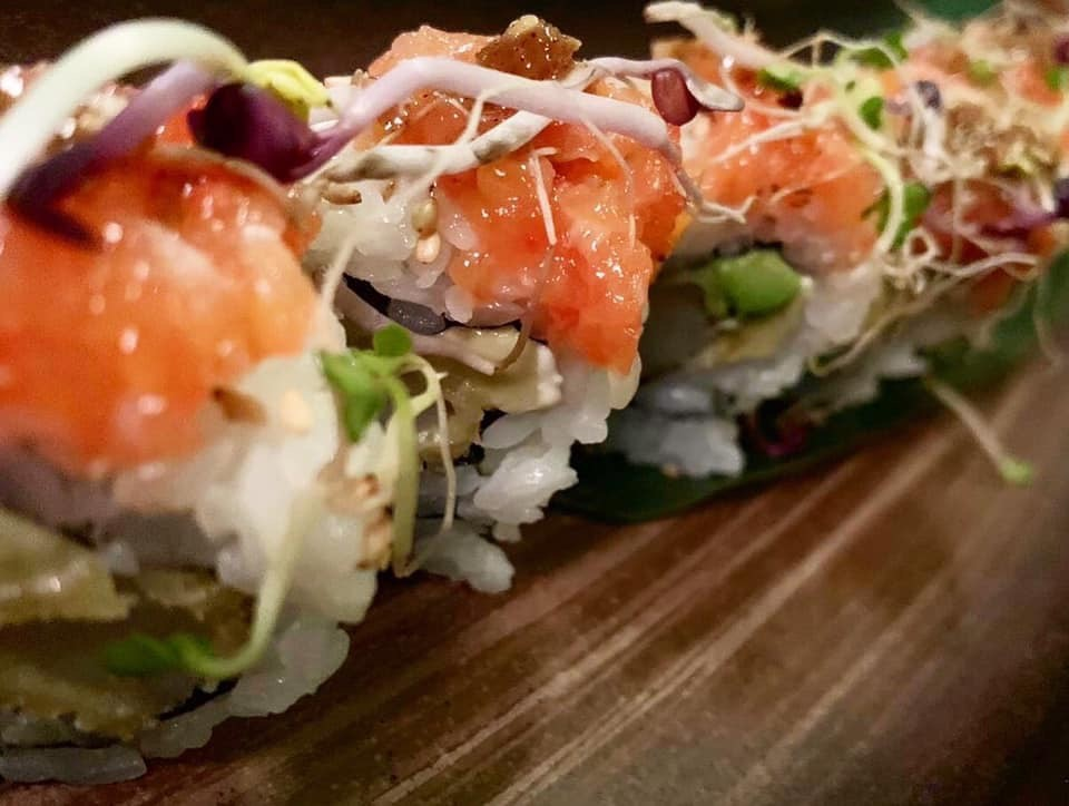 Sambamaki – I Rolls con Salmone Selvaggio