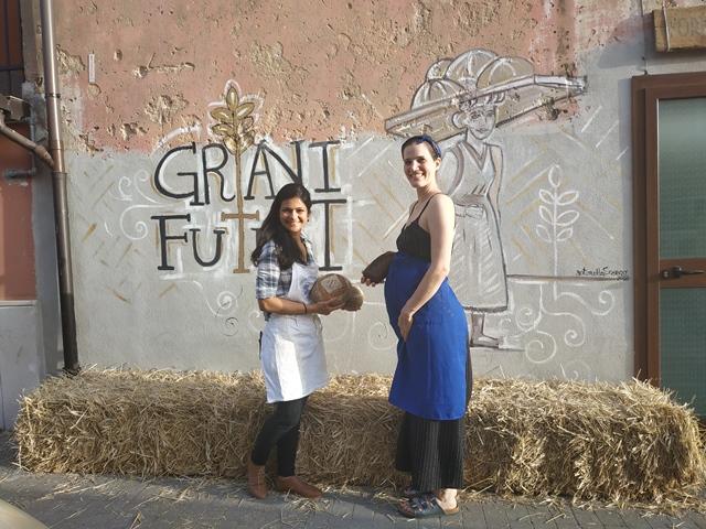 Alysha Aggarwal e Sophia Ohligs