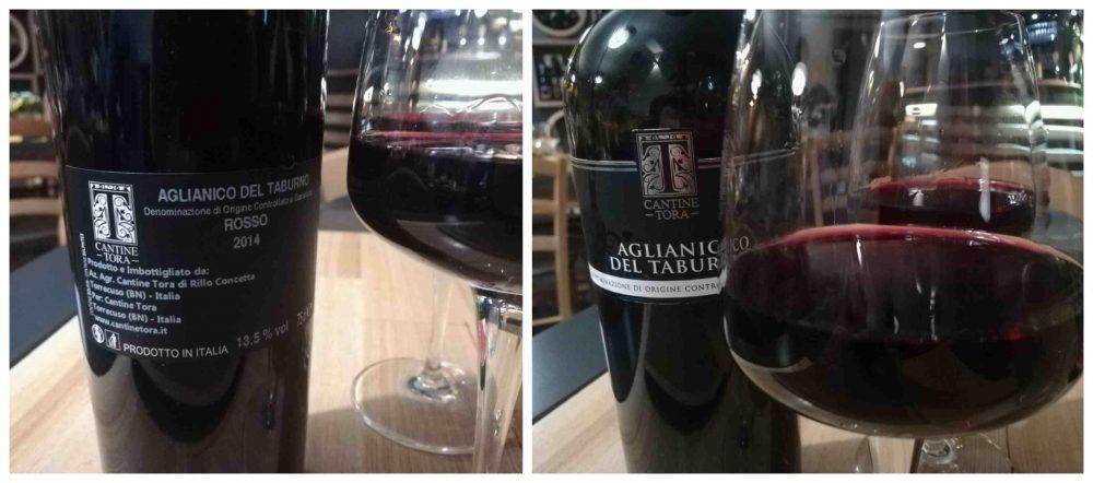 Azimut Enosteria, vino