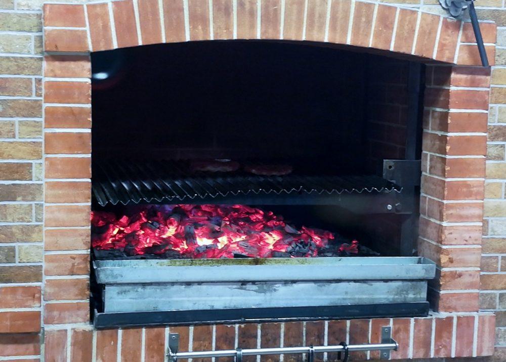 Braceria KmZero - il forno