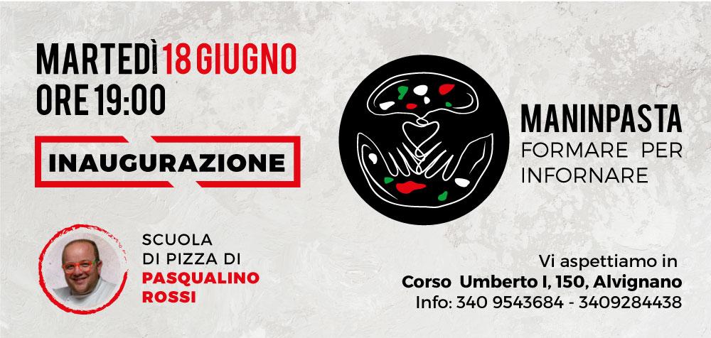 C.S. Scuola Maninpasta ad Alvignano