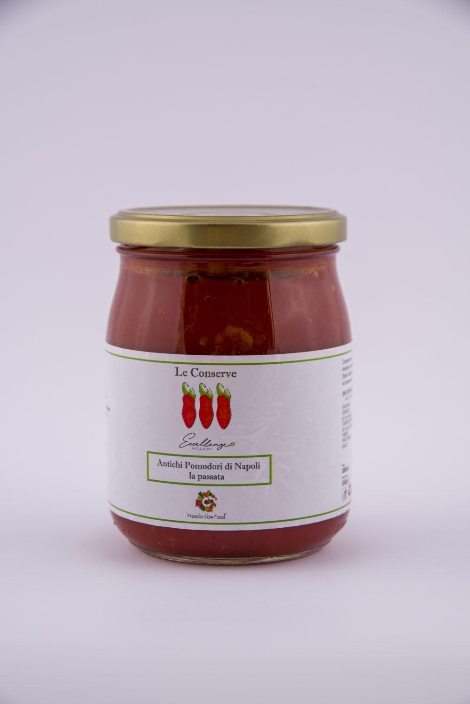 Conserva Antichi pomodori di Napoli di eccellenze Nolane