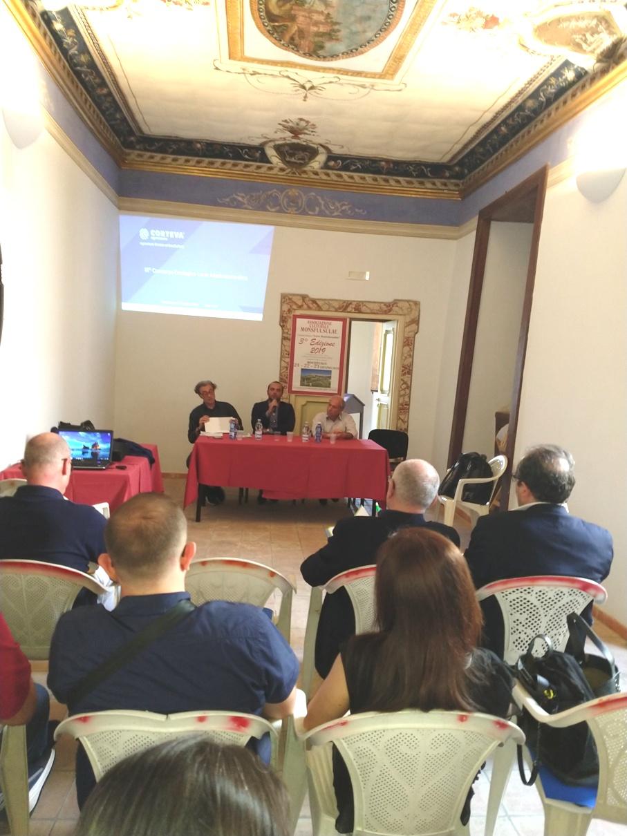 Convegno - Concorso Enologico intitolato alla memoria di Lucio Mastroberardino