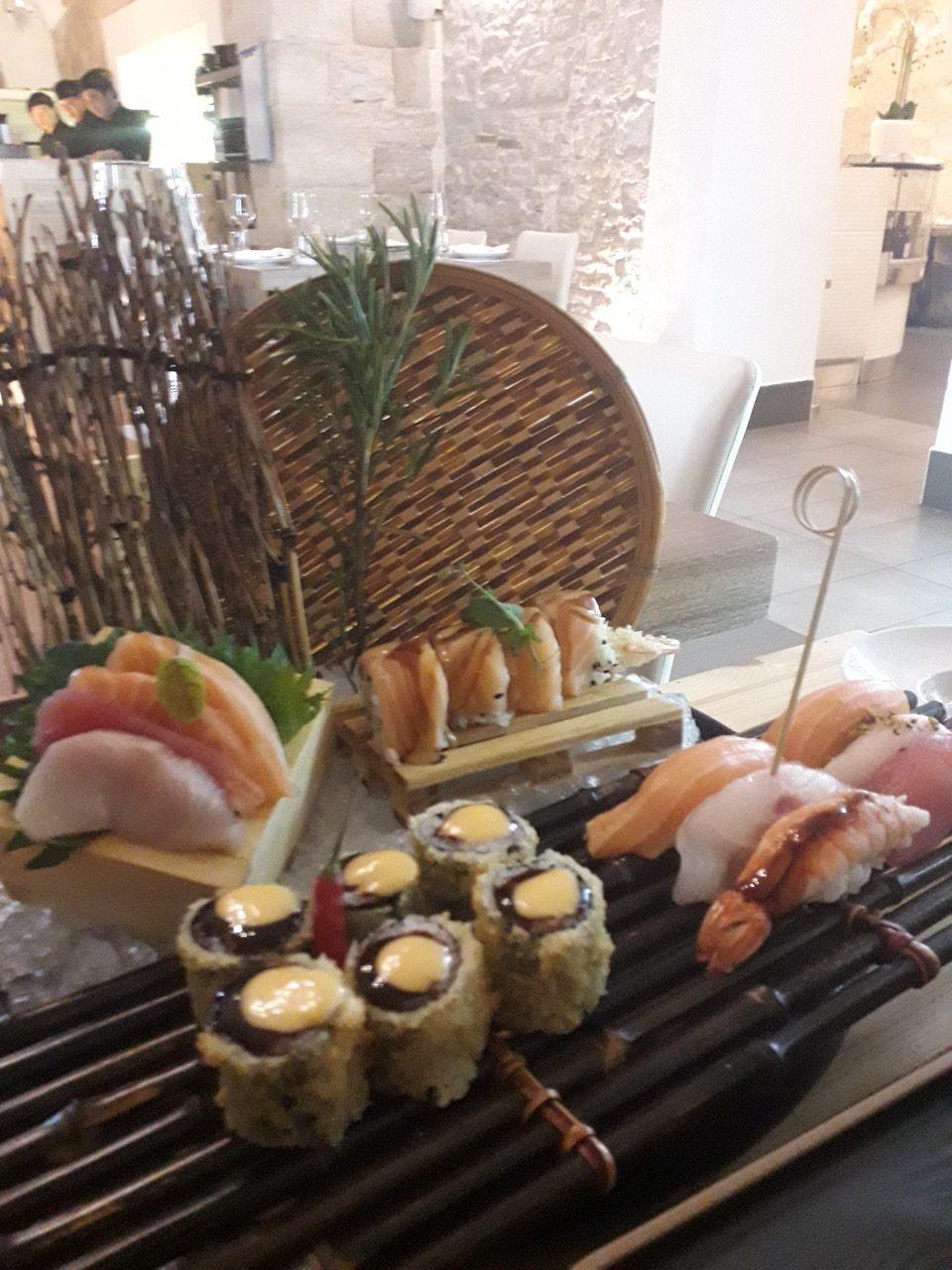 Sushi - Ristorante Toyo