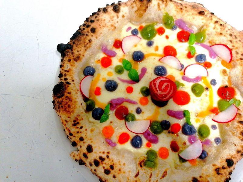 Giotto - Ortolana pizza - Firenze
