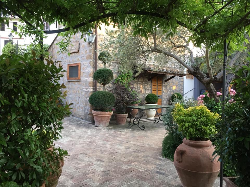 Hotel Ristorante degli Angeli a Magliano Sabina