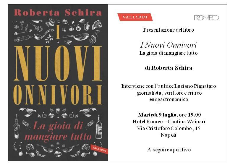 Nuovi Onnivori @ Hotel Romeo Napoli