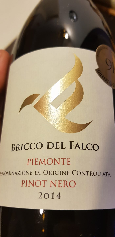 Isolabella della Croce Bricco del Falco Pinot Nero Piemonte DOC 2014