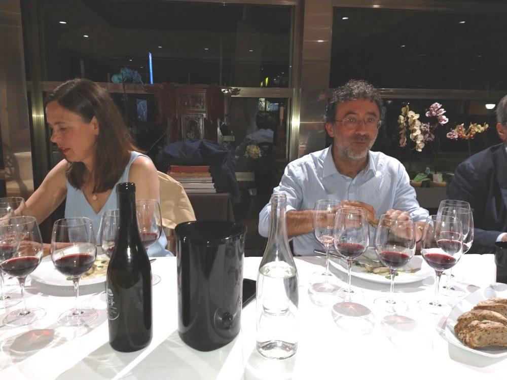 Lisa Gilbee e Gaetano Morella