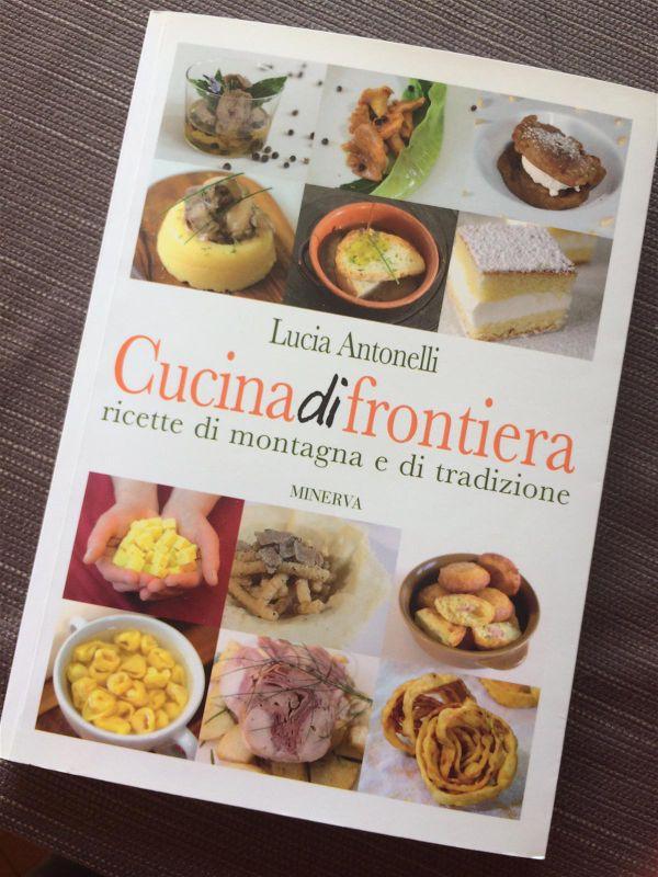 Lucia Antonelli cucina di frontiera