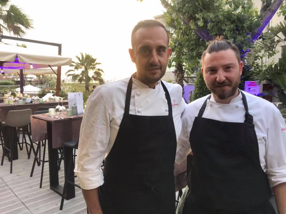 Luigi Salomone e Roberto Auricchio