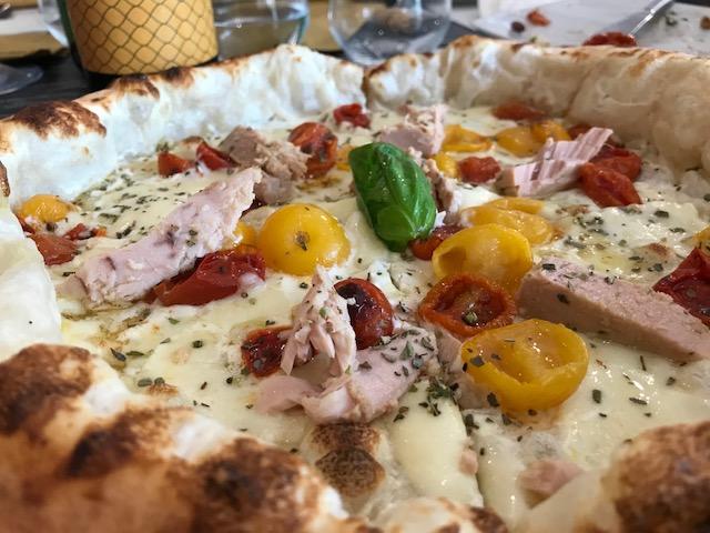 Mama' Pizza Passion - Pizza Nuvola Peppino