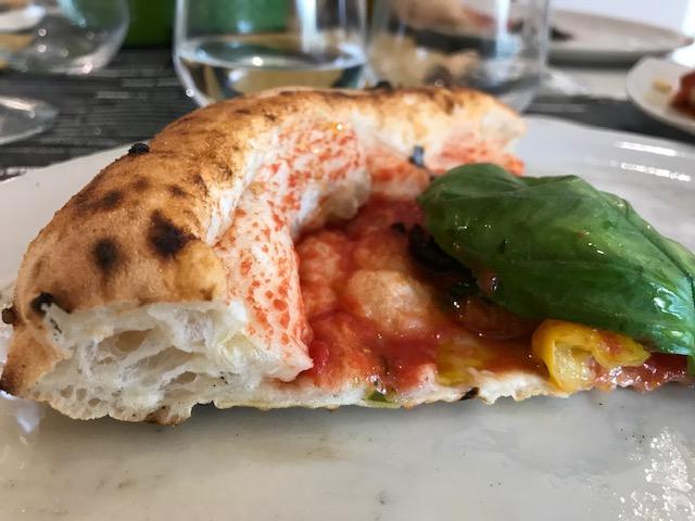 Mama' Pizza Passion - sezione pizza