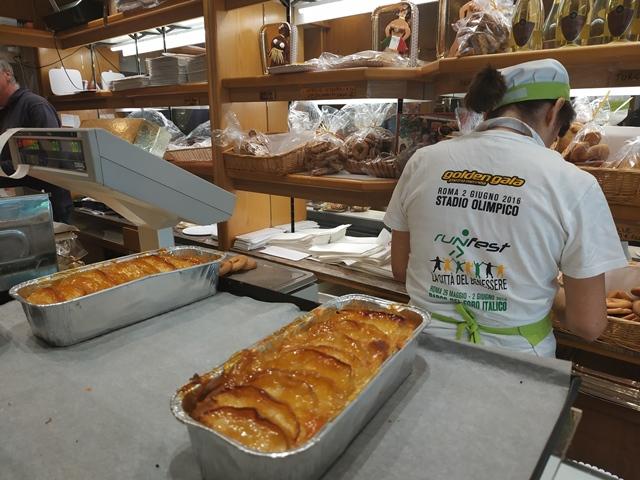 Pasticceria Purificato, le torte di mele