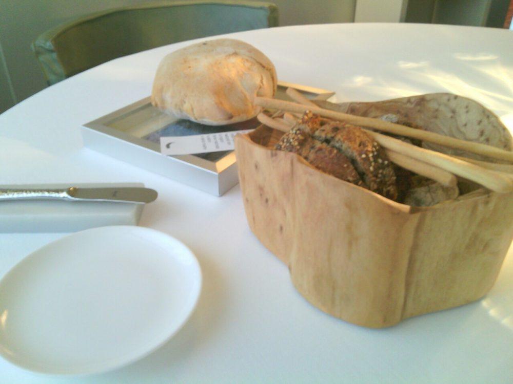 Pepenero, il pane - Bozza pratese, ciabattina, grissini e pane ai cereali