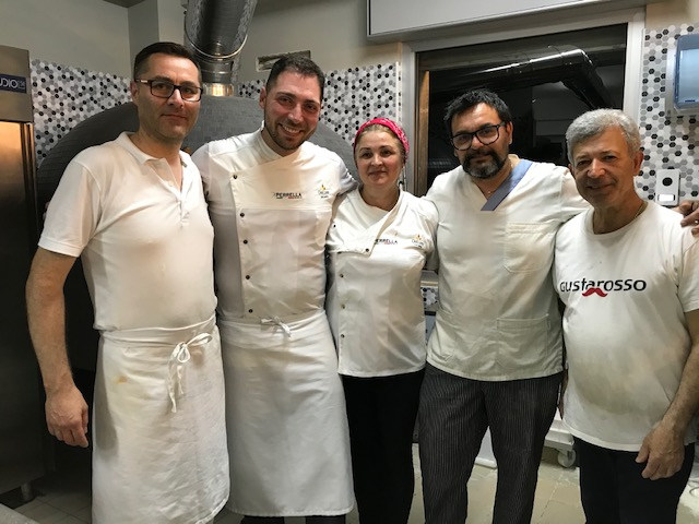 Pizzeria De Luxe - Enrico De Lucia e collaboratori