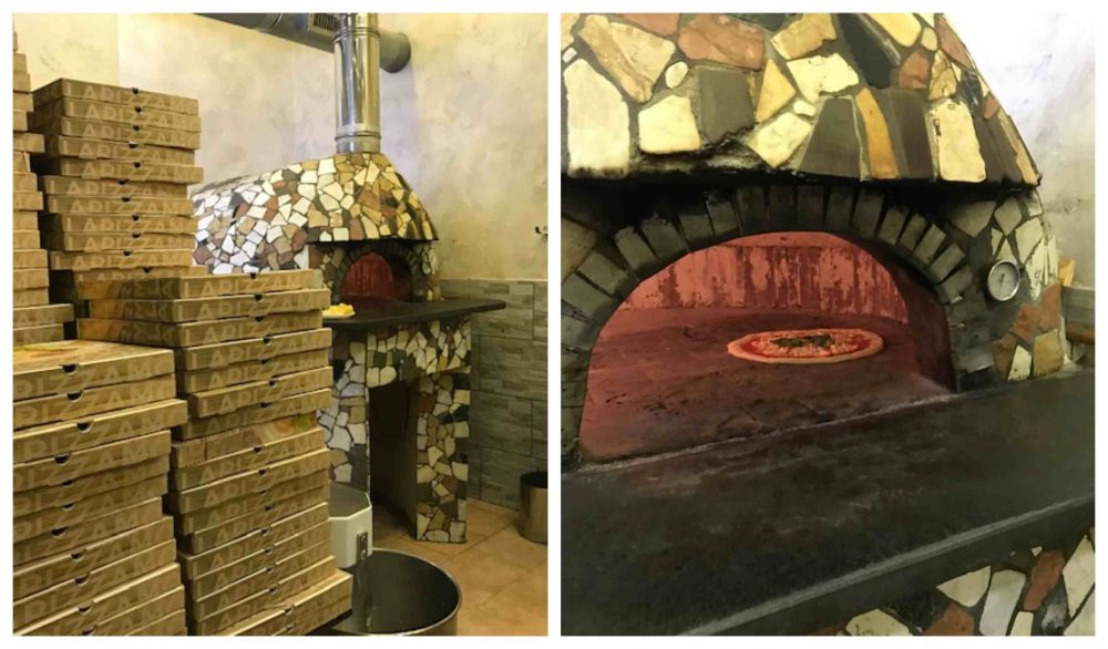 Pizzeria Friggitoria Mary Rose - Forno