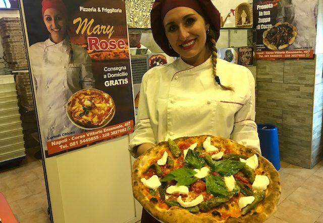 Pizzeria Friggitoria Mary Rose - Jessica de Vivo