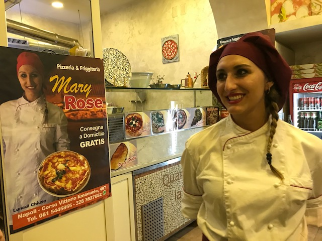 Pizzeria Friggitoria Mary Rose - Jessica de Vivo