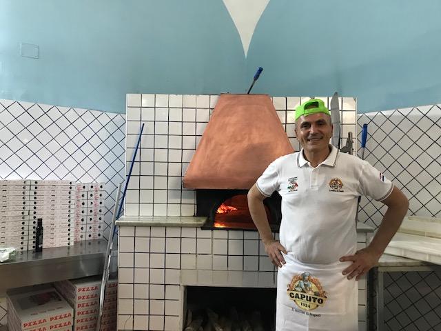 Pizzeria Napule'- Maurizio Iannicelli