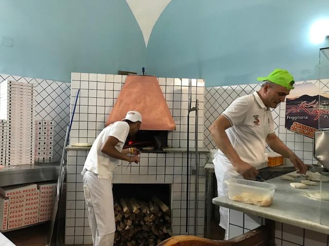 Pizzeria Napule' - forno