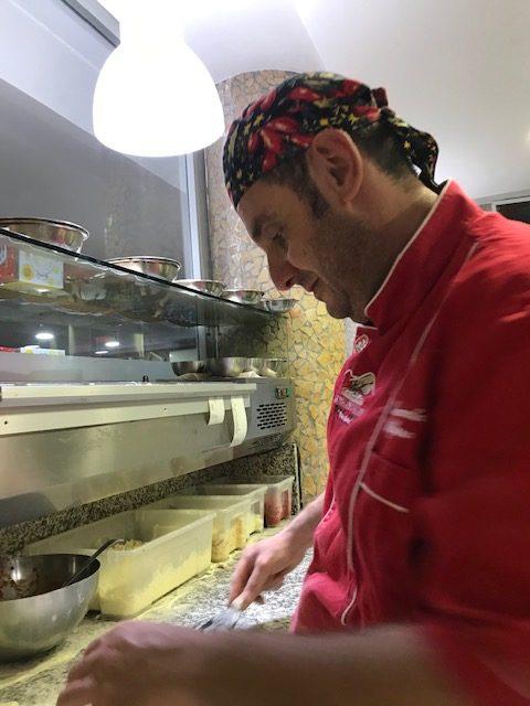 Pizzeria Nonna Ma' - Corrado Alfano