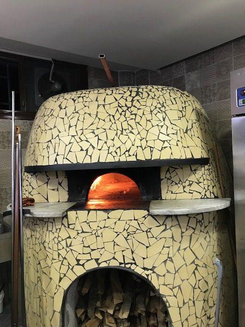 Pizzeria Nonna Ma' - forno