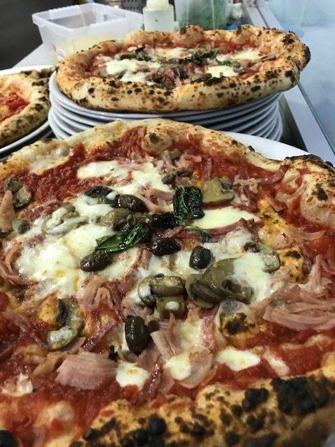 Pizzeria Nonna Ma' - pizze