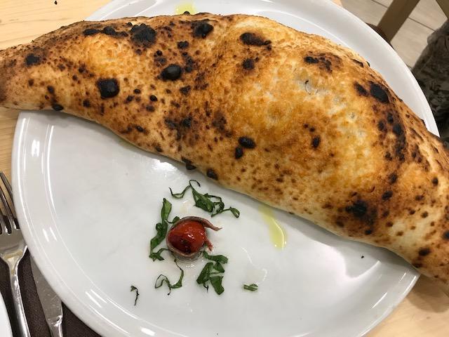 Pizzeria Pulcinella da Ciro - Ripieno fritto Pulcinella