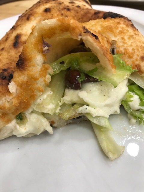 Pizzeria Pulcinella da Ciro - farcia Ripieno fritto Pulcinella