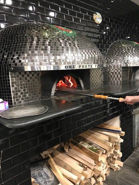Pizzeria Pulcinella da Ciro - forni
