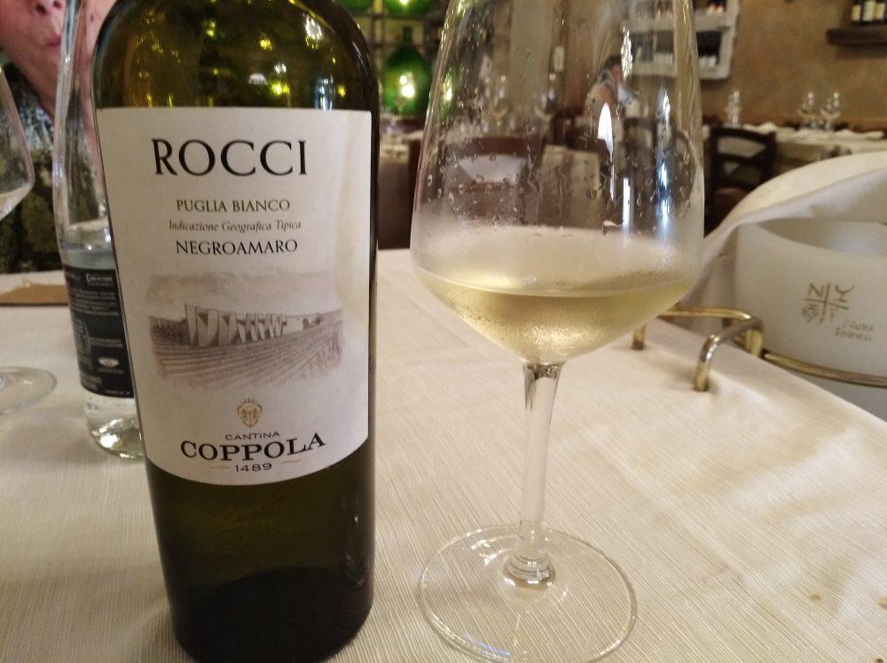 Rocci Puglia Bianco Negroamaro Igt Coppola