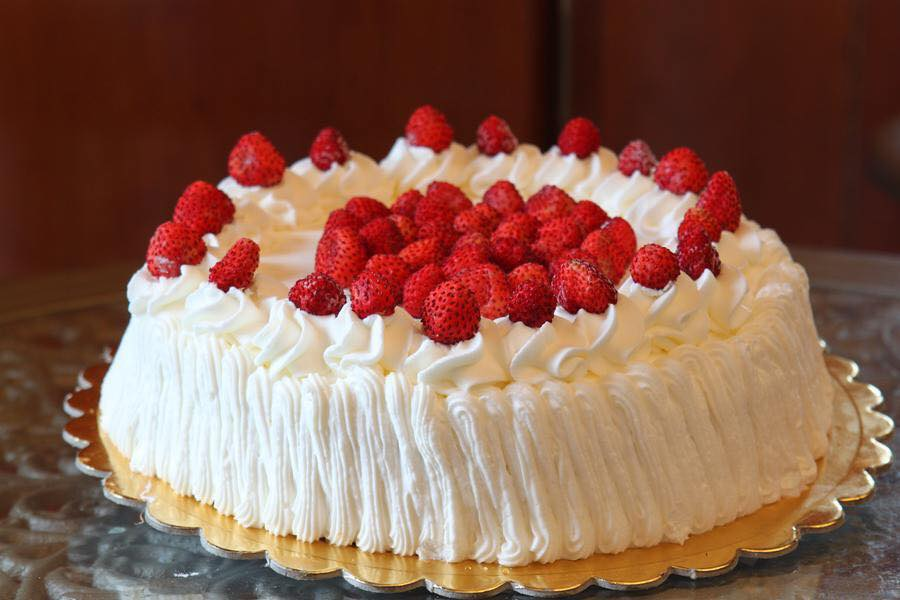 SABATINO SIRICA - Panna e fragole